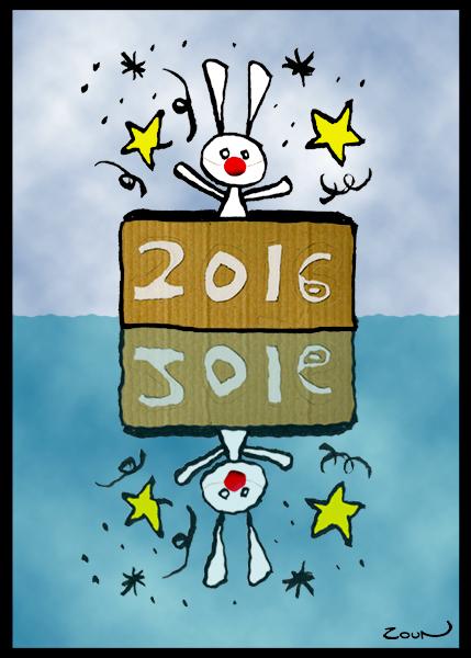 Chant – Bonne et heureuse année – Les Enfantastiques