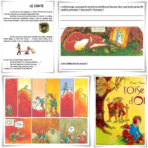 Séquence : La triplication dans les contes de Grimm