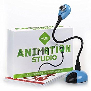 Studio animation Hue pour l'école