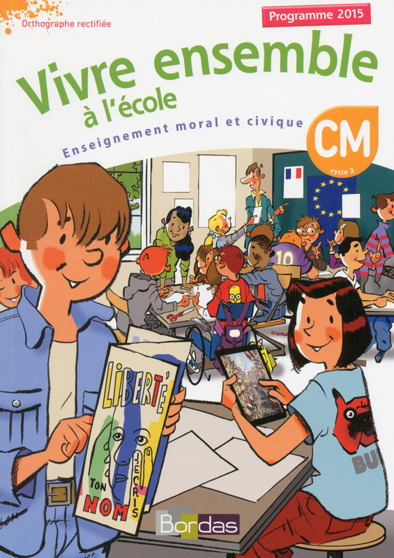 Vivre ensemble à l'école – EMC Cycle 3