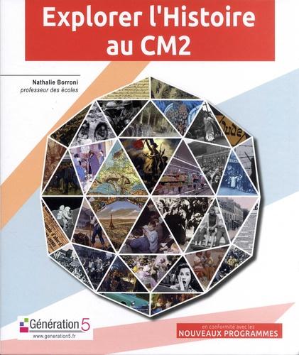 Interactivité et dynamisme : Explorer l'Histoire au CM2 par Loustics et Génération5