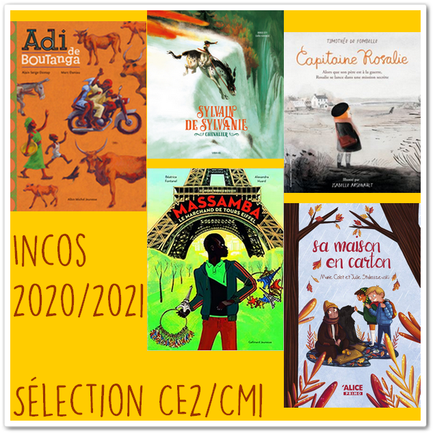 Les Incos 2020/2021 – Contribution CE2/CM1