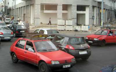 Conduire à Casablanca: le klaxon Bidaoui