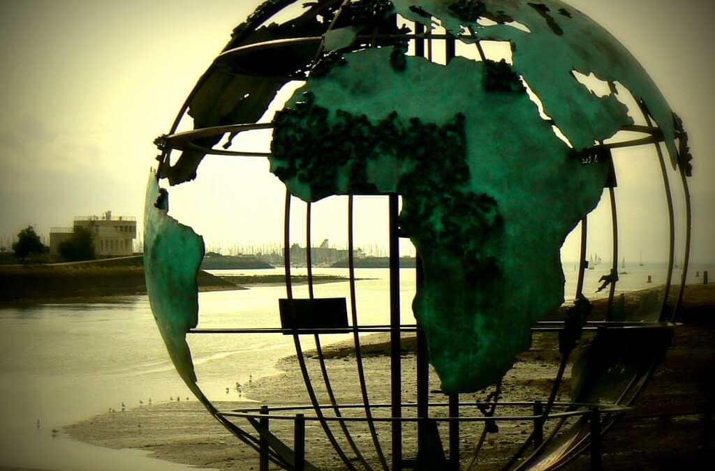 Un tour du monde – 4 continents: Europe, Asie, Océanie, Amérique