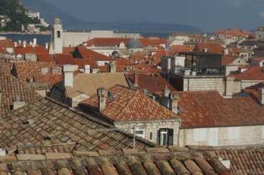 Dubrovnik - ses toits