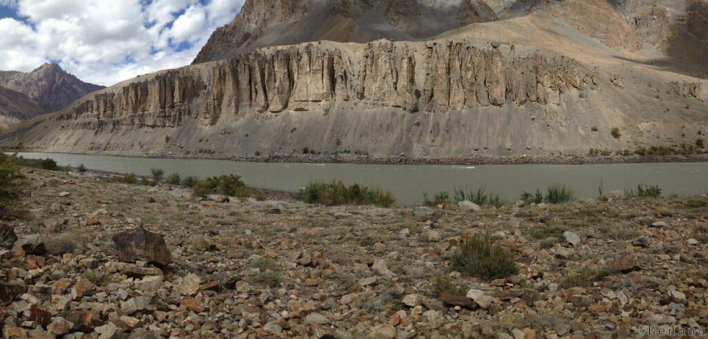Trek au Zanskar en Himalaya - Doigts de Fée - benoit richer
