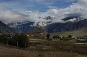 Trek au Zanskar en Himalaya - Monastère à côté de Padum - Benoit Richer