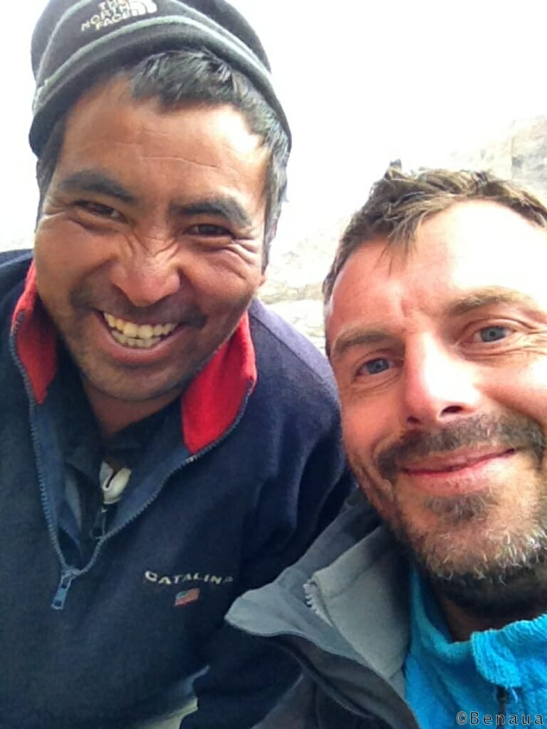 Trek au Zanskar en Himalaya - portrait local