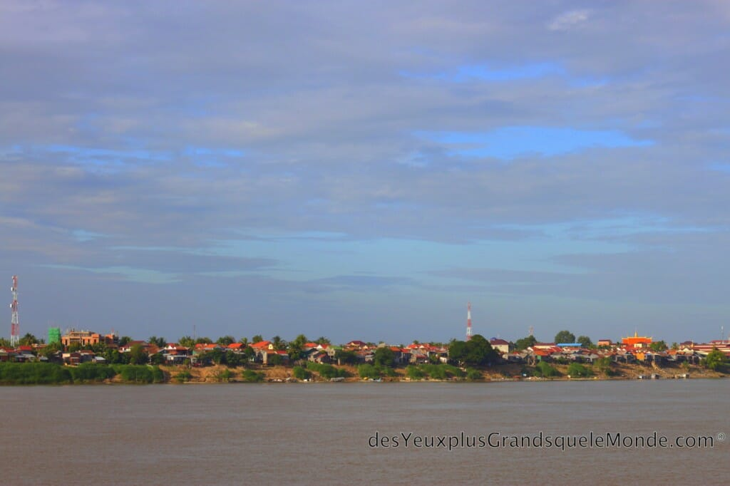 Visiter Kampong Cham au Cambodge
