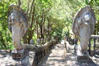 Visiter Kampong Cham - Colline de l'homme