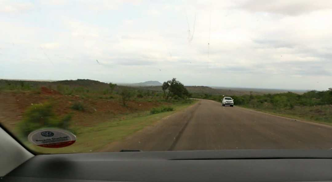 Conduite en Afrique du Sud - Route du Kruger