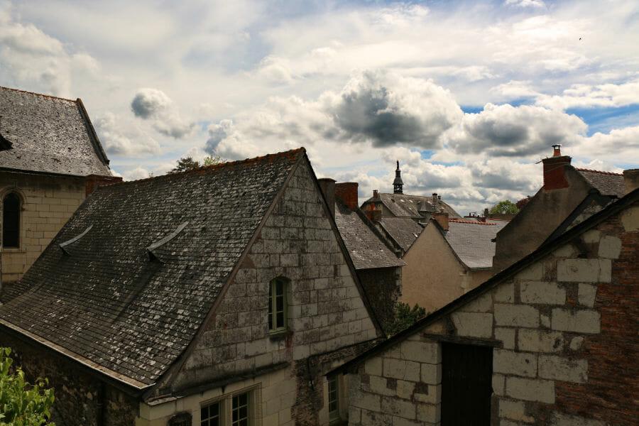 Un week-end en Anjou - Village de Behuard
