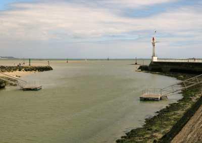 Entree du port du Pouliguen - Visiter la Baule autrement avec les Greeters