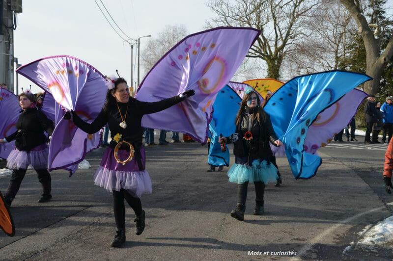 Carnaval Eupen - Cortège