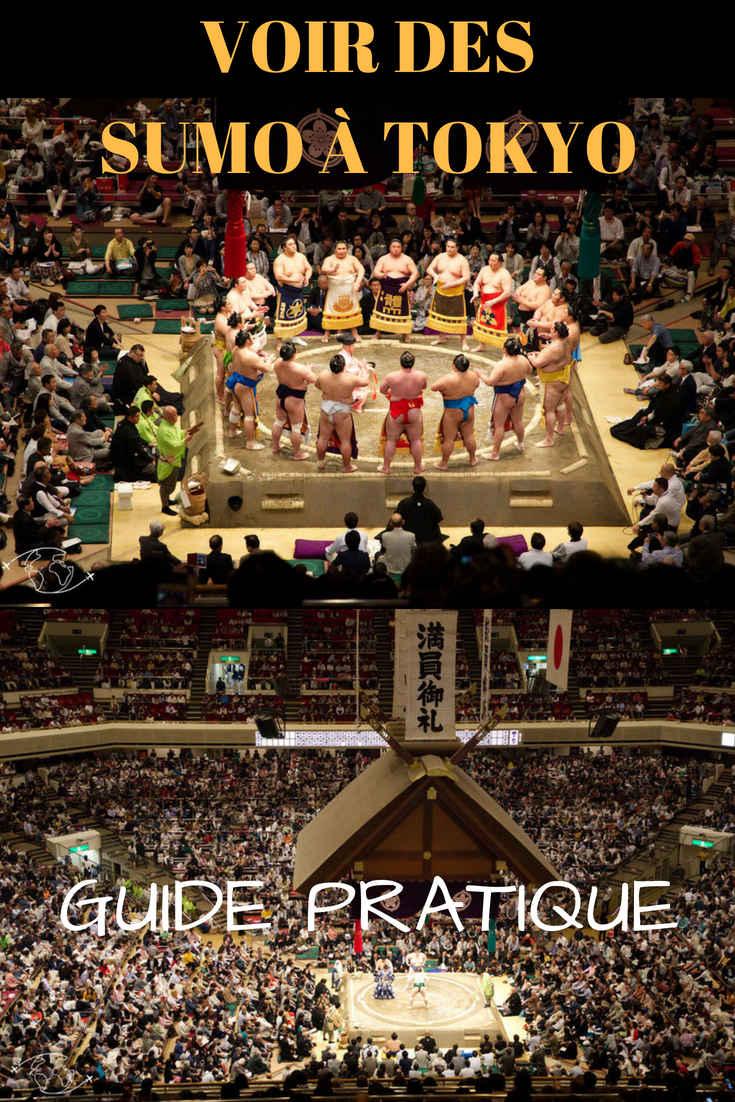 Guide Pratique pour voir des Sumo à Tokyo, participer à un Entrainement ou voir un Tournoi, Infos pour les tournois de Sumo au Japon et comprendre les règles du Sumotori #sumo #tokyo #japon