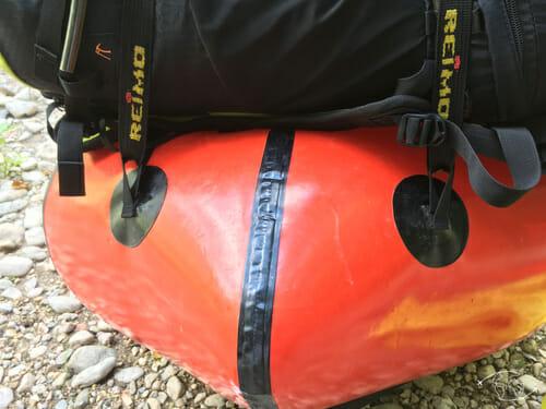 Sangles kayak - Gorges du Tarn