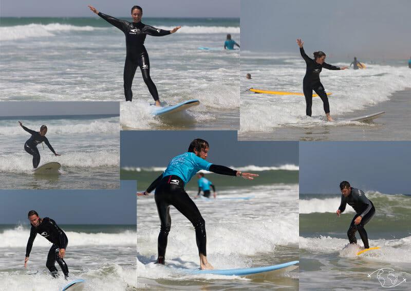 Tous sur les planches - Ecole de Surf - So Nice Surf School