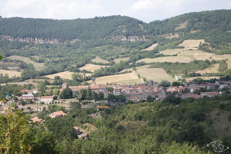 Randonnée Larzac - Ste Eulalie de Cernon