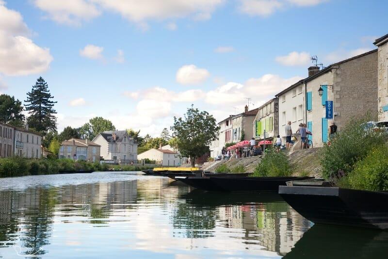 Coulon en Kayak - Marais Poitevin
