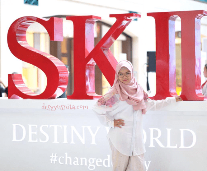 Blogger Party, SK-II, #ChangeDestiny
