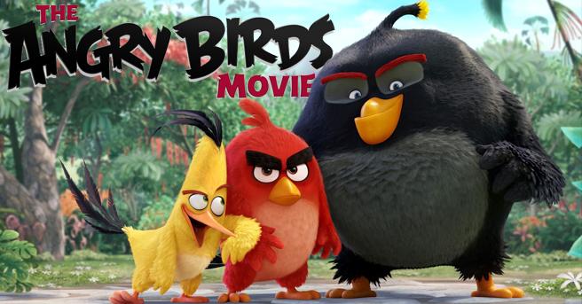 Angry Bird, Movie, Sinopsis