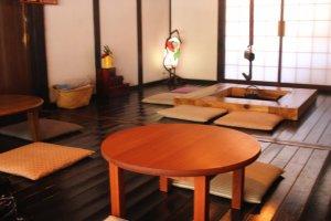 ハルさんの休日の鳥取県智頭町の古民家カフェ【歩とり】