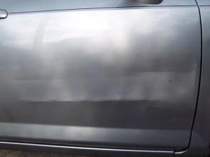 Door Panel Scratch After