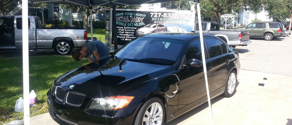 BMW Detailing In Tampa
