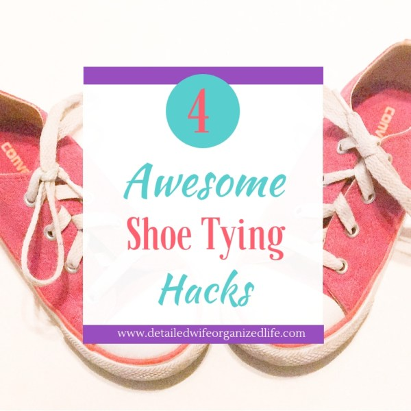 The Best Shoe Tying Tutorials for Kids