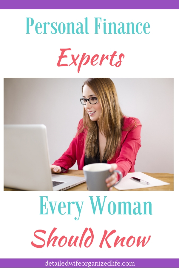 Personal Finance Experts Every Woman Should Know