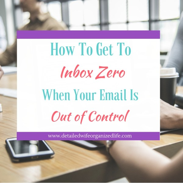 Email Folder Organization That Will Conquer Your Inbox Overwhelm