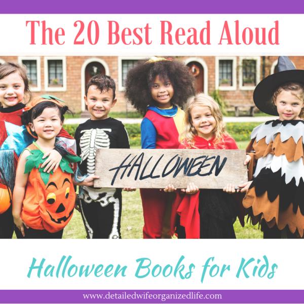 The 20 Best Read Aloud Halloween Books for Kids