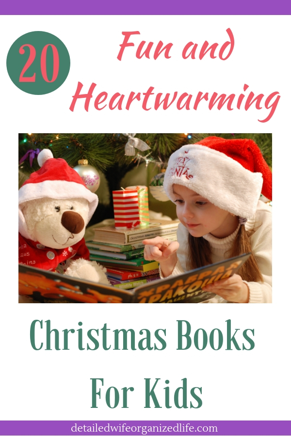 20 Fun and Heartwarming Christmas Books for Kids