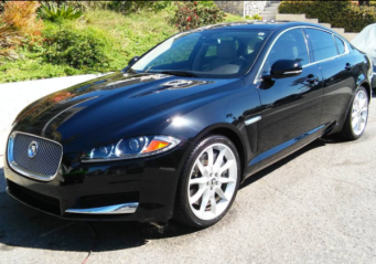 San Diego Car Detailing Jaguar