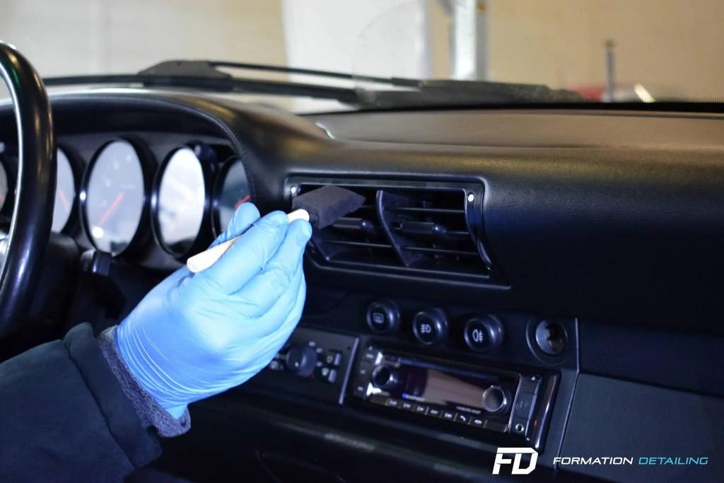 Faire un detailing de sa voiture. Pourquoi le faire