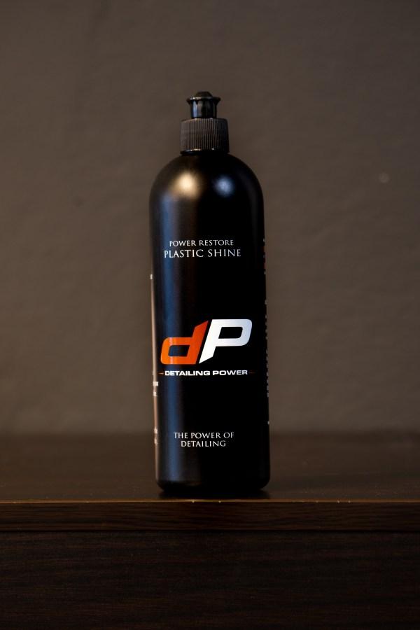 Power Restore Plastic Shine 500ml