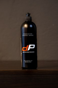 Power Restore Plastic Shine 500ml