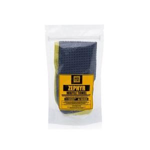 WORK STUFF Zephyr Waffle Towel - ręcznik waflowy do czyszczenia szyb 35cm x 35cm