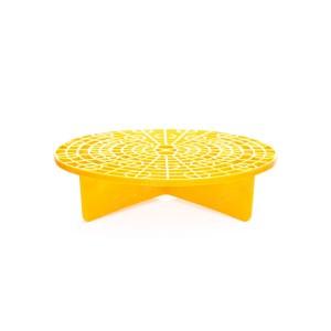 WORK STUFF - separator zanieczyszczeń do wiadra żółty