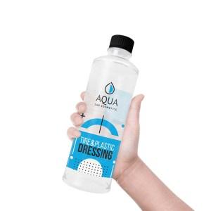 AQUA Tire & Plastic Dressing -dressing do opon oraz elementów plastikowych