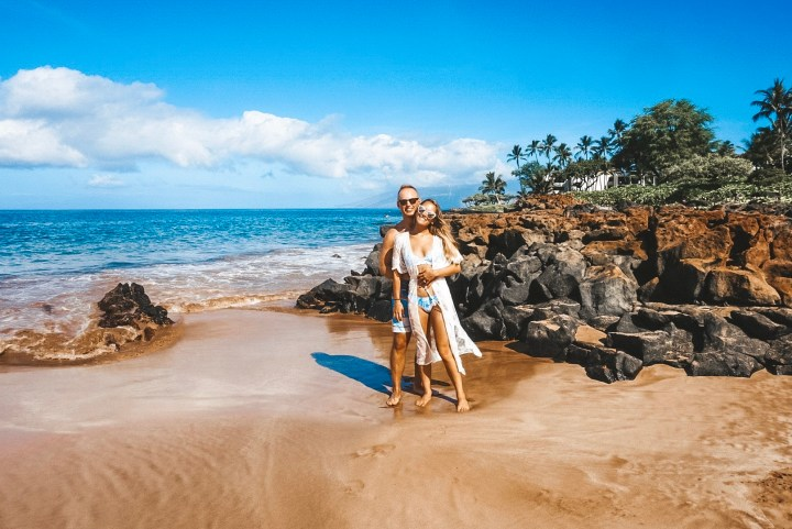 Honeymooner's Guide To Maui