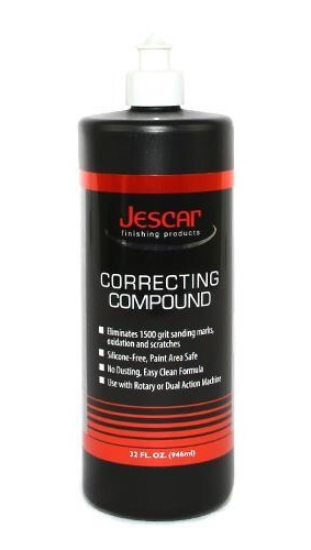 jescar correcting compound details exclusive products