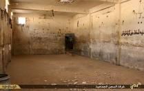 إحدى الجماعيات في سجن تدمر