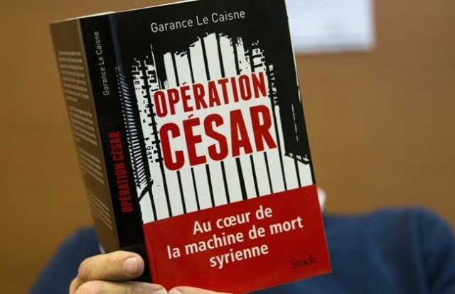 Operation Cesar-Garance Le Caisne