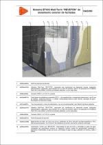 """Sistema ETICS Wall-Term """"REVETÓN"""" de aislamiento exterior de fachadas"""