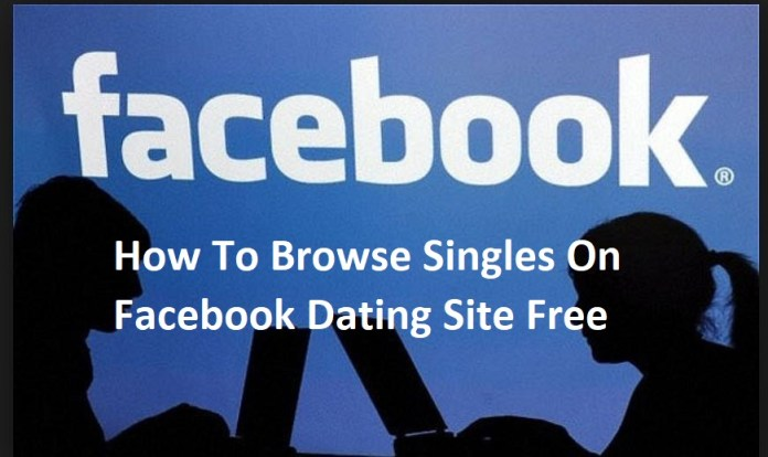 How To Browse Singles On Facebook