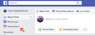 Facebook Marketplace Icon Missing - I'm Having Trouble Accessing the Facebook Marketplace Icon