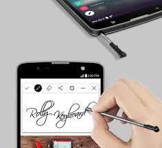 Phones With Stylus