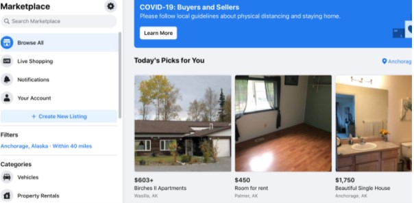 how to sell used items on facebook marketplace