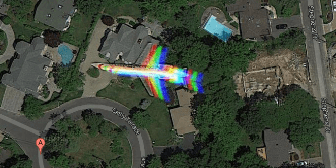 google-earth-rainbow